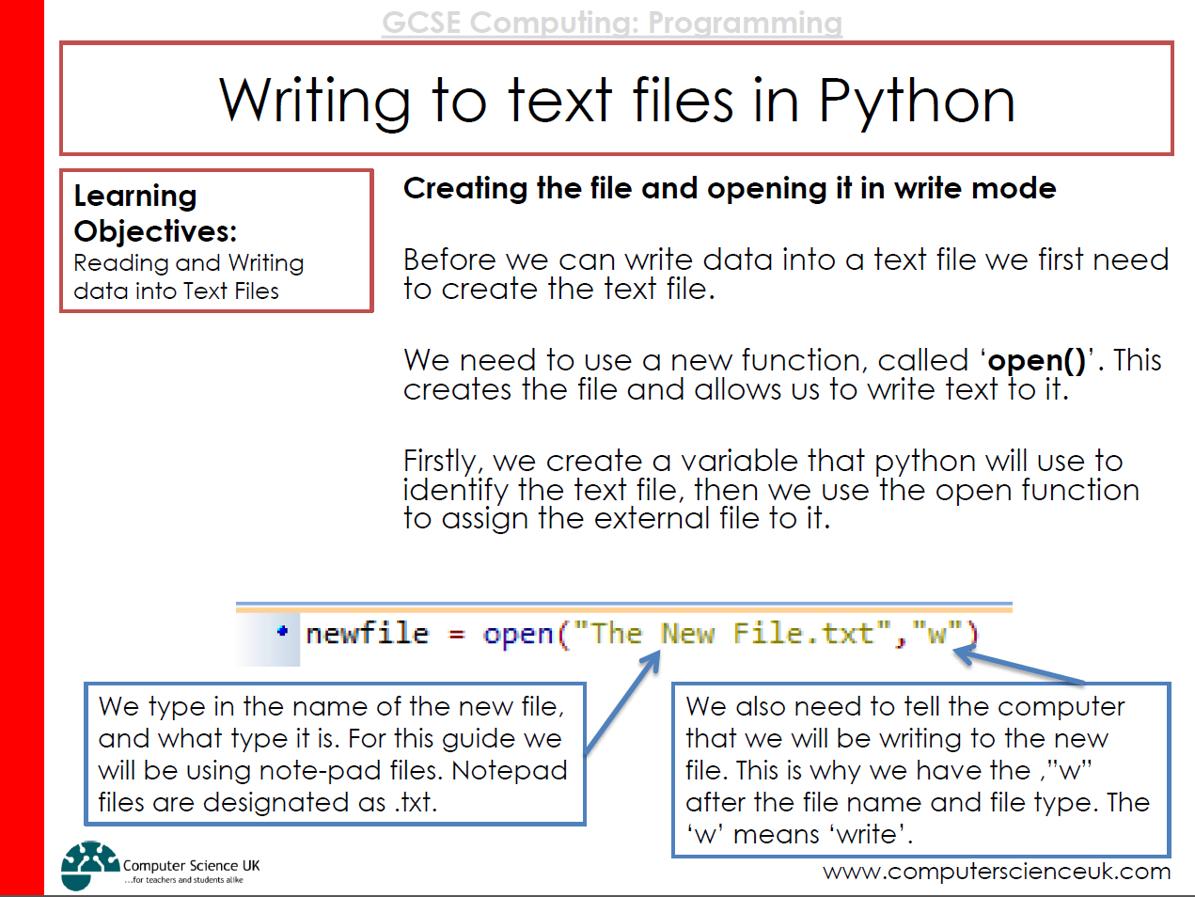 python readlines